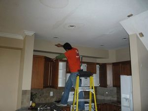 Water Damage East Harlem Ceiling Repair