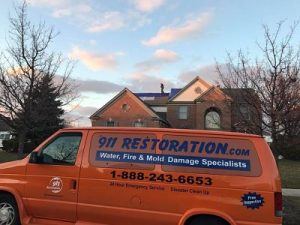 Fire Damage Restoration Manhattan